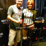 Witcher Live Voice Over – ComicCon 2014