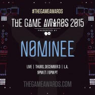 Nominated! Best Performance, The Game Awards 2015!